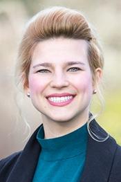 Chelsea Carey B.A. Graduate Intern Counsellor, Jericho Counselling